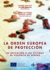 ORDEN EUROPEA DE PROTECCIÓN, LA