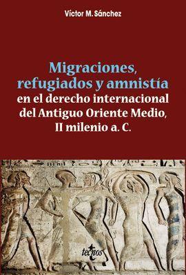 MIGRACIONES, REFUGIADOS Y AMNISTIA  EN EL DERECHO INTERNACIONAL  DEL ANTIGUO ORIENTE MEDIO, II MILENIO A.C.