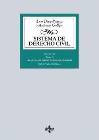 SISTEMA DE DERECHO CIVIL - VOL. II - TOMO I
