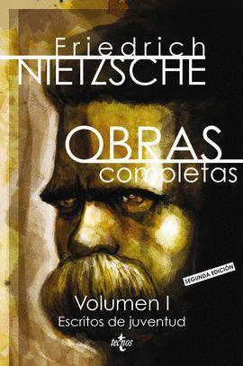OBRAS COMPLETAS VOL. 1 - ESCRITOS DE JUVENTUD