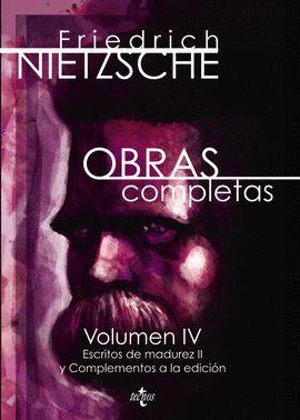 OBRAS COMPLETAS (NIETZSCHE)
