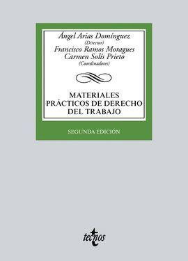 MATERIALES PRÁCTICOS DE DERECHO DEL TRABAJO (2 EDICION 2017)