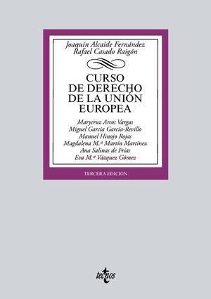 CURSO DE DERECHO DE LA UNIÓN EUROPEA (3 EDICION 2018)