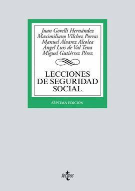 LECCIONES DE SEGURIDAD SOCIAL (7 EDICION 2017)
