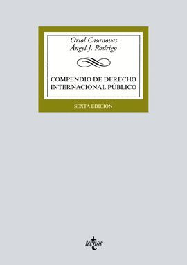 COMPENDIO DE DERECHO INTERNACIONAL PÚBLICO (6 EDICION 2017)