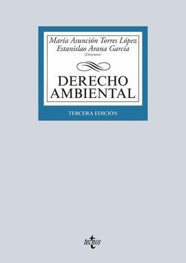 DERECHO AMBIENTAL (3 EDICION 2018)
