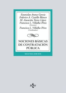 NOCIONES BÁSICAS DE CONTRATACIÓN PÚBLICA (2 EDICIO 2018)