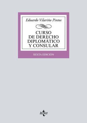 CURSO DE DERECHO DIPLOMÁTICO Y CONSULAR (6 EDICION 2018)