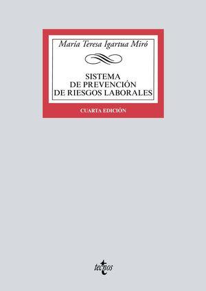 SISTEMA DE PREVENCIÓN DE RIESGOS LABORALES (4 EDICION 2018)