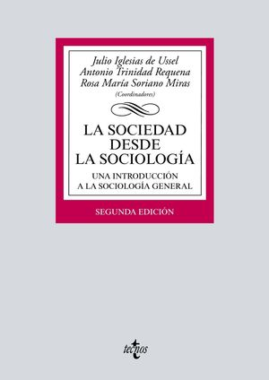SOCIEDAD DESDE LA SOCIOLOGÍA, LA