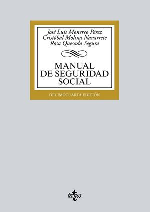 MANUAL DE SEGURIDAD SOCIAL (14 EDICION 2018)