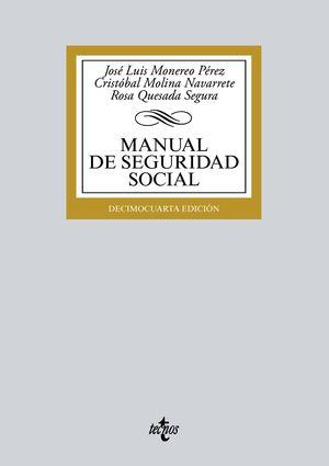 MANUAL DE SEGURIDAD SOCIAL (14 EDICION 2018)
