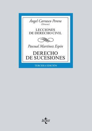 LECCIONES DE DERECHO CIVIL. DERECHO DE SUCESIONES