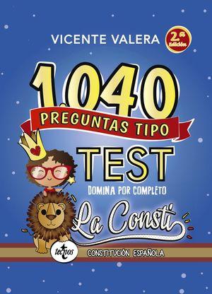 1040 PREGUNTAS TIPO TEST - DOMINA POR COMPLETO