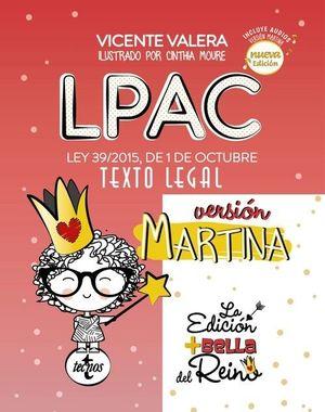 LPAC VERSIÓN MARTINA (NUEVA EDICION)