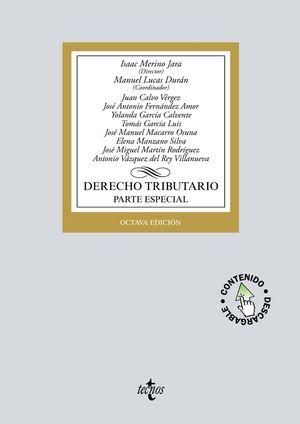 DERECHO TRIBUTARIO - PARTE ESPECIAL