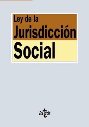 LEY REGULADORA DE LA JURISDICCIÓN SOCIAL (SEPTIEMBRE 2019 ACTUALIZADA)