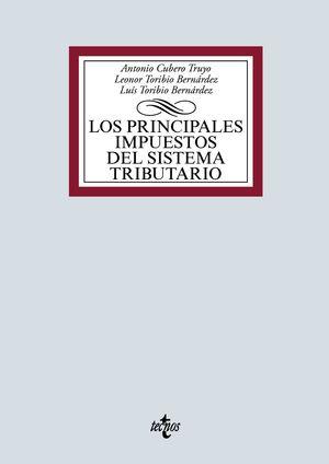 PRINCIPALES IMPUESTOS DEL SISTEMA TRIBUTARIO, LOS