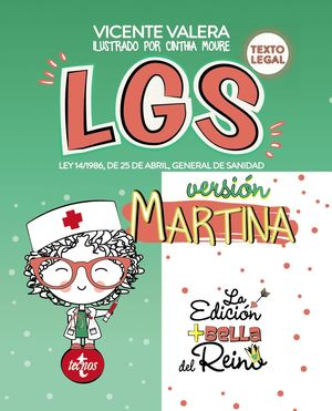 LGS VERSIÓN MARTINA - TEXTO LEGAL