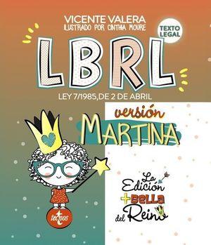 LBRL VERSIÓN MARTINA