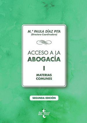 ACCESO A LA ABOGACÍA VOL. 1
