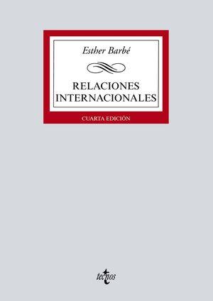 RELACIONES INTERNACIONALES (4ª EDICIÓN 2020)