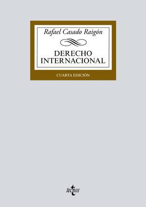DERECHO INTERNACIONAL (4 EDICION 2020)