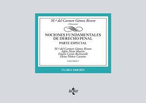 NOCIONES FUNDAMENTALES DE DERECHO PENAL (4 EDICION 2020)
