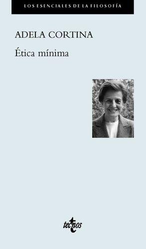 ÉTICA MÍNIMA (18ª EDICIO)
