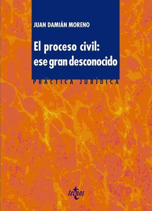 PROCESO CIVIL: ESE GRAN DESCONOCIDO, EL