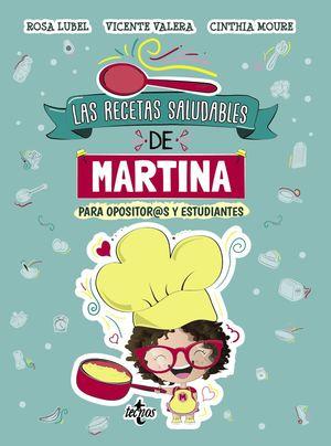 RECETAS SALUDABLES DE MARTINA, LAS