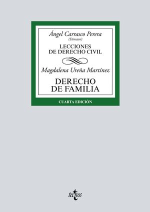 DERECHO DE FAMILIA - LECCIONES DE DERECHO CIVIL
