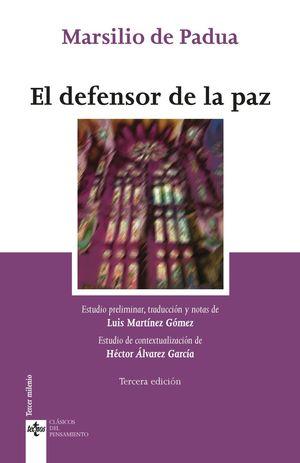 DEFENSOR DE LA PAZ, EL