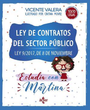 LEY DE CONTRATOS DEL SECTOR PÚBLICO. TEXTOS LEGAL