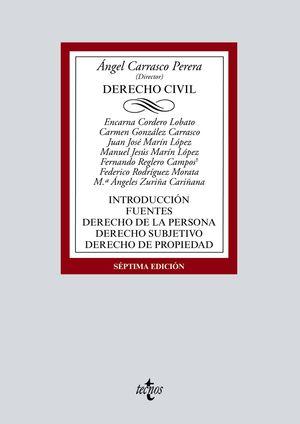 DERECHO CIVIL (7 EDICION 2021)