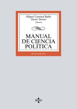 MANUAL DE CIENCIA POLÍTICA (SEXTA EDICIÓN)