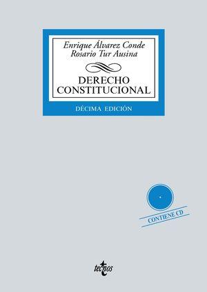 DERECHO CONSTITUCIONAL (10 EDICION 2021)