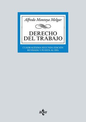 DERECHO DEL TRABAJO (42 EDICION 2021)