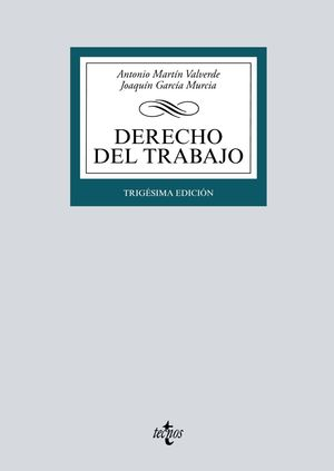 DERECHO DEL TRABAJO (30 EDICION 2021)