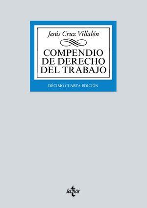 COMPENDIO DE DERECHO DEL TRABAJO (14 EDICION 2021)