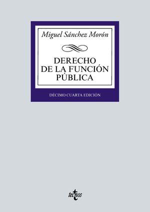 DERECHO DE LA FUNCIÓN PÚBLICA (14 EDICION 2021)
