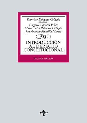 INTRODUCCIÓN AL DERECHO CONSTITUCIONAL (9 EDICION 2021)