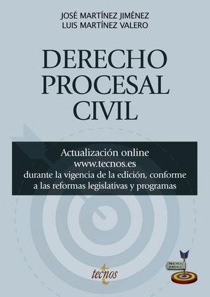 DERECHO PROCESAL CIVIL (2021)