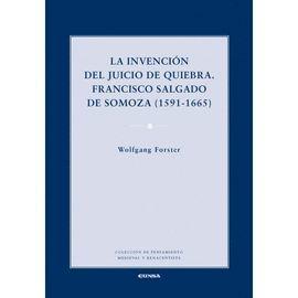 INVENCIÓN DEL JUICIO DE LA QUIEBRA, LA