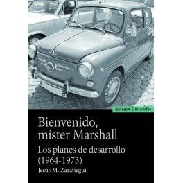 BIENVENIDO MÍSTER MARSHALL