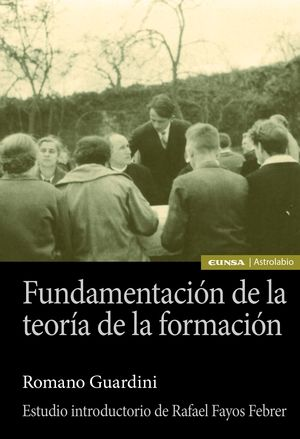 FUNDAMENTACIÓN DE LA TEORÍA DE LA FORMACIÓN