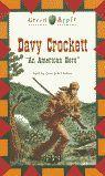 DAVY CROCKETT. BOOK + CD