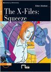 X-FILES: SQUEEZE, THE (BOOK+CD) ESO
