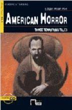 AMERICAN HORROR, ESO. (BOOK + CD) LEVEL 4