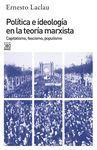 POLÍTICA E IDEOLOGÍA EN LA TEORÍA MARXISTA